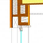 Pont thermique linteau