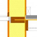 Pont thermique plancher intermédiaire