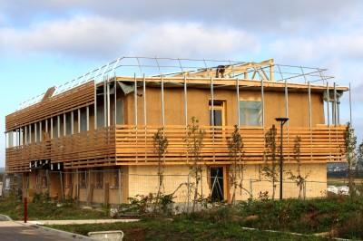 Bâtiment octobre 2014